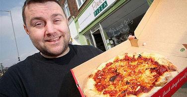 La pizza la plus épicée au monde