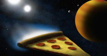 Planète pizza #1