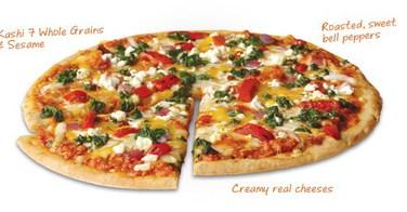 Kellog's se lance dans les pizzas végétariennes