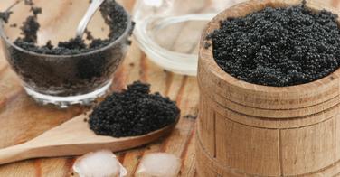 Comment préparer une pizza au caviar ?
