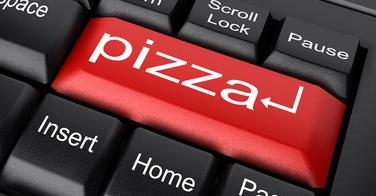 La vente en ligne de pizzas se démocratise en France