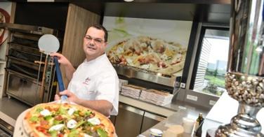 Pâte à pizza Cérégraine par Bruno Bertrand