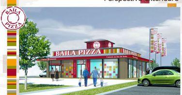 Baïla Pizza se lance dans le drive