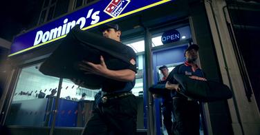 Domino's Pizza ouvre son 11 000ème restaurant dans le monde