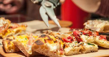 La folle croissance des pizzas vendues à la part