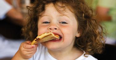 Les menus enfants des pizzérias