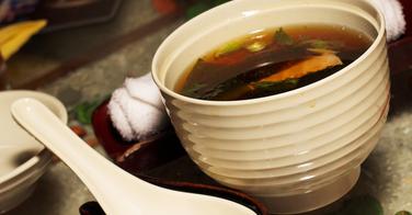 Le miso, c'est bon pour la santé