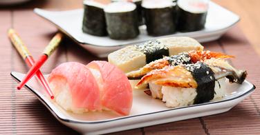Le sushi : histoire et origine