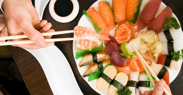 Le marché du sushi en France