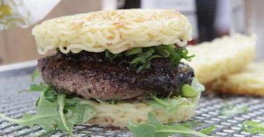 Le Ramen Burger