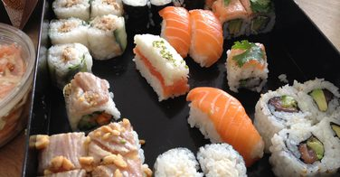 Test de la Kate Moss Box de chez Sushi Shop