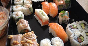Test de la Kate Moss Box de chez Sushi Shop