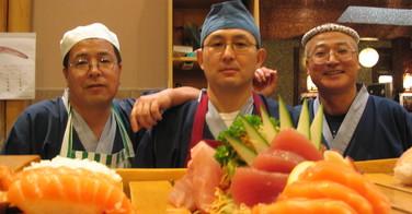 Restaurants spécialisés au Japon