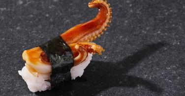Des oeuvres d'art dans vos sushis avec Hissa Takeuchi
