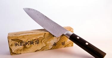 Couteaux et autres ustensiles de cuisine japonaise