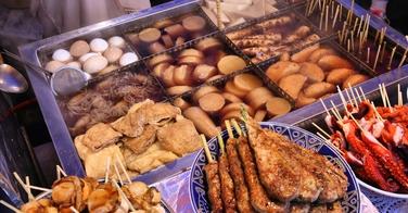 Manger au restaurant japonais sans trop de calories