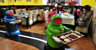 Des robots dans les restaurants japonais - [vidéo]
