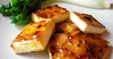 Le Tofu Dengaku