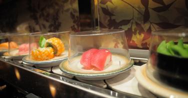 L'explosion des bars à sushis
