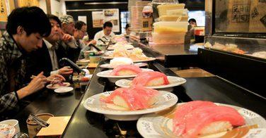 Un bar à sushi chez vous pour votre nouvel an