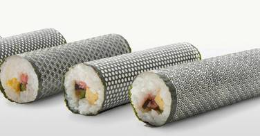 Des sushis originaux