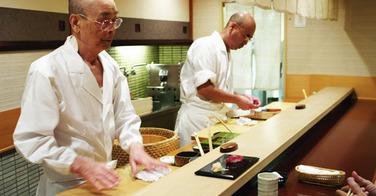 Top 5 des meilleurs restaurants de sushis à Tokyo