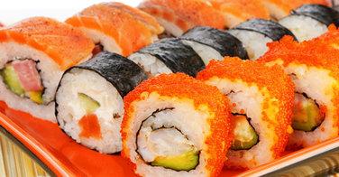 Sushi versus Big Mac