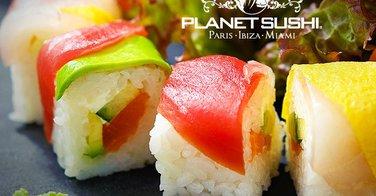 Planet sushi, en pleine invasion de la planète Terre
