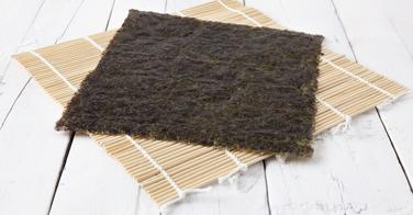 Comment sont cultivées les algues Nori ?