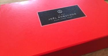 Test de la box Joël Robuchon de chez Sushi Shop