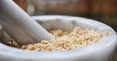 Le Gomasio, un condiment 100% japonais