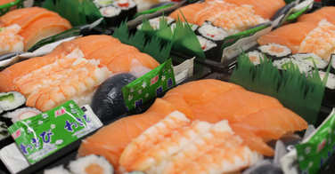 Que penser des sushis surgelés ?