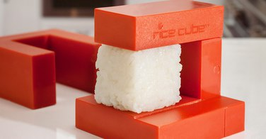 Rice cube, créez des bases pour vos sushis en quelques secondes !