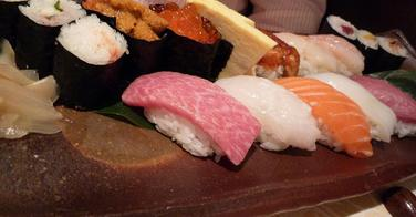 Sushi : peut-on remplacer le poisson cru par de la charcuterie ?