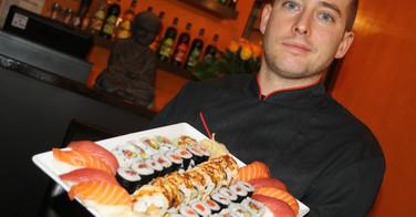 Coeur de sushi, haut lieu de la gastronomie nipponne à Bayeux !
