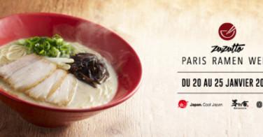 Retour sur la première édition de la Paris Ramen Week