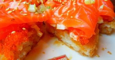 Sushi Shop se lance sur le marché de la pizza