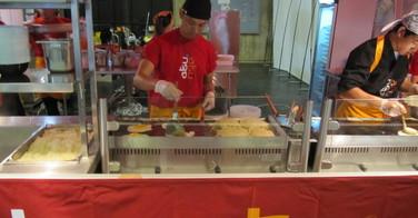 La cuisine japonaise à l'honneur lors de la Japan Expo !