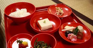Le végétarisme dans la cuisine japonaise