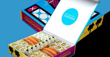 Testez la nouvelle sushi box de Sushi Shop