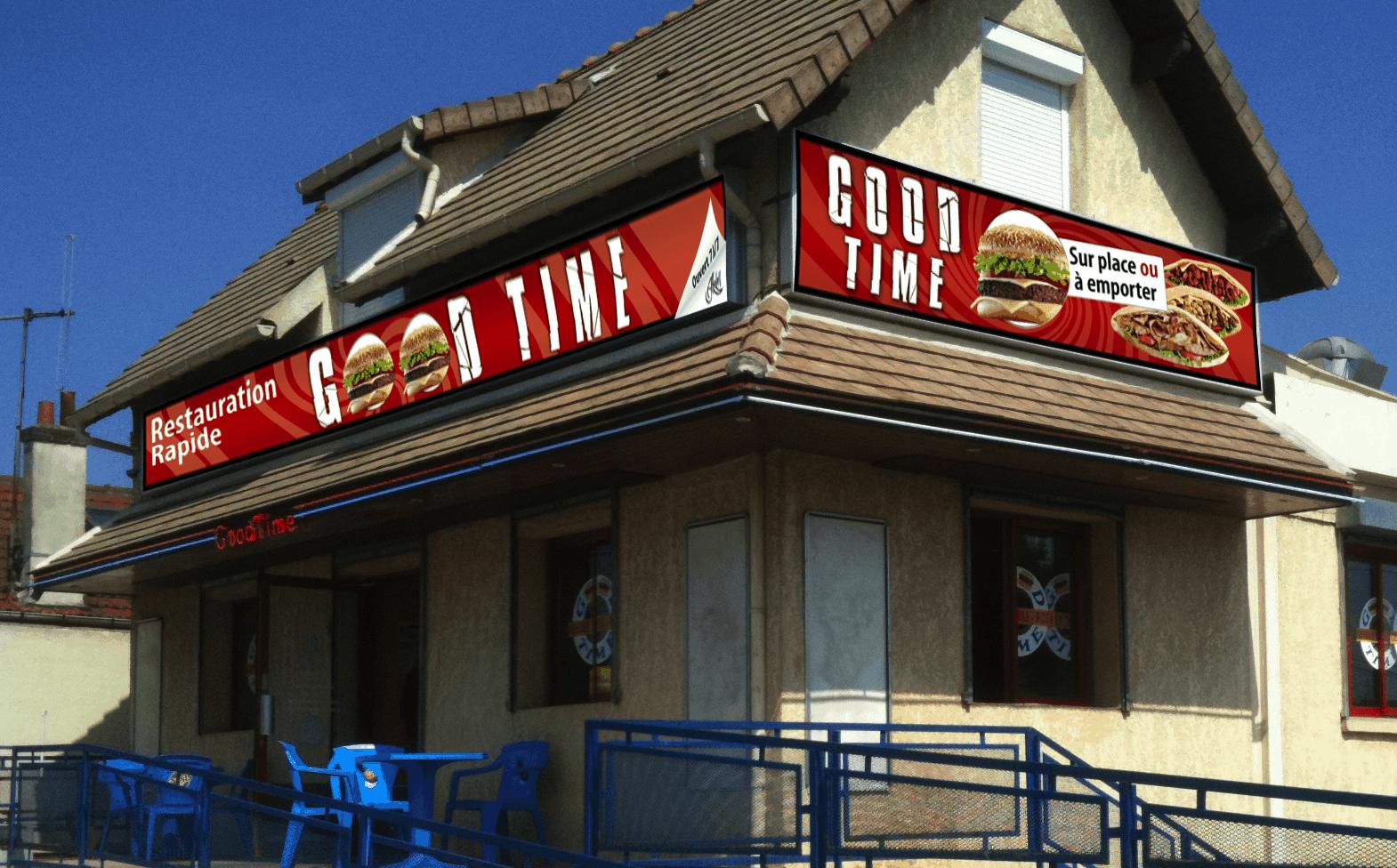 Cezam Herblay Carte.Good Time Meilleur Kebab Montigny Les Cormeilles