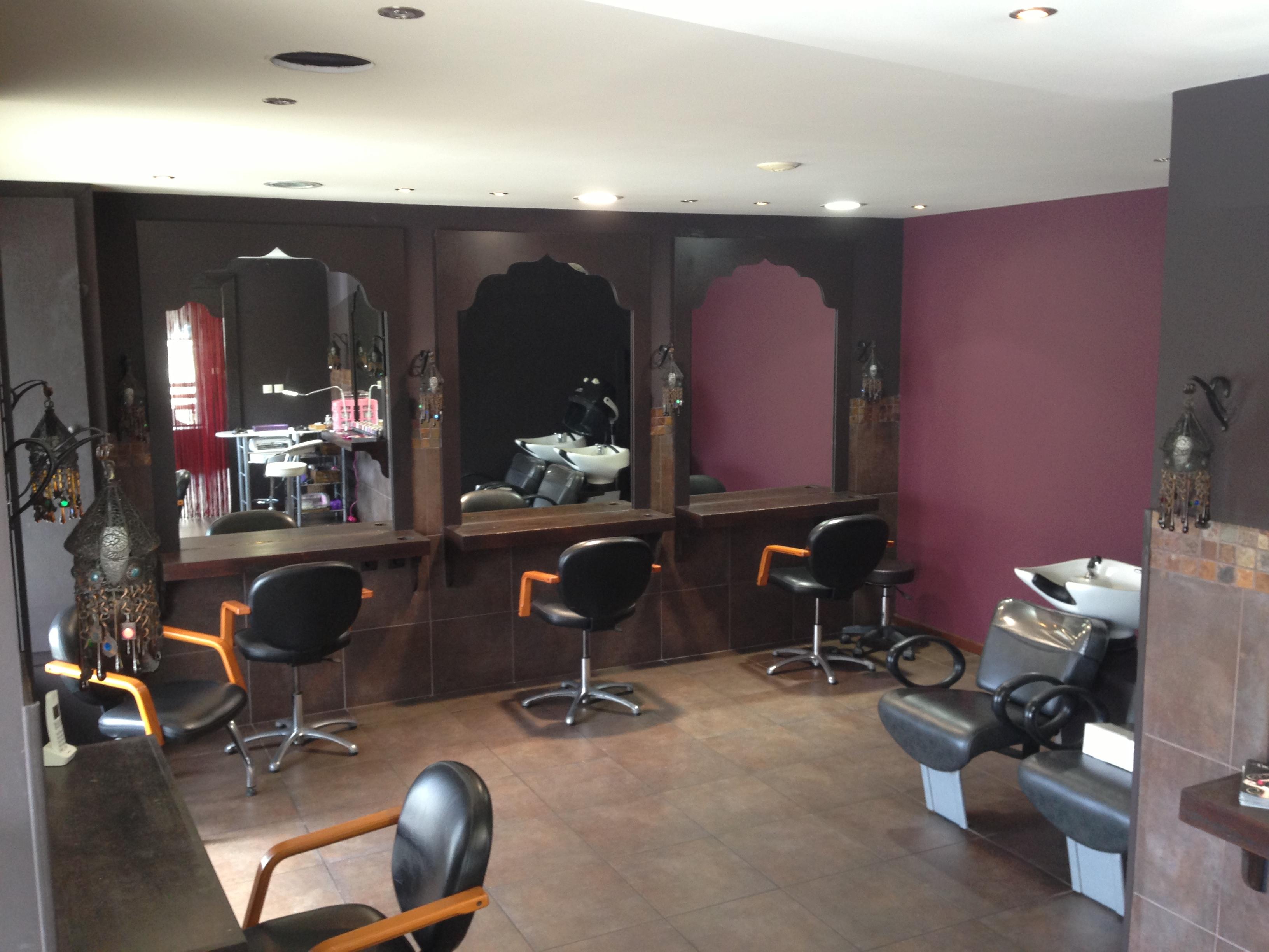 Les cinq sens coiffure meilleur salon de coiffure saint - Salon de coiffure saint georges ...