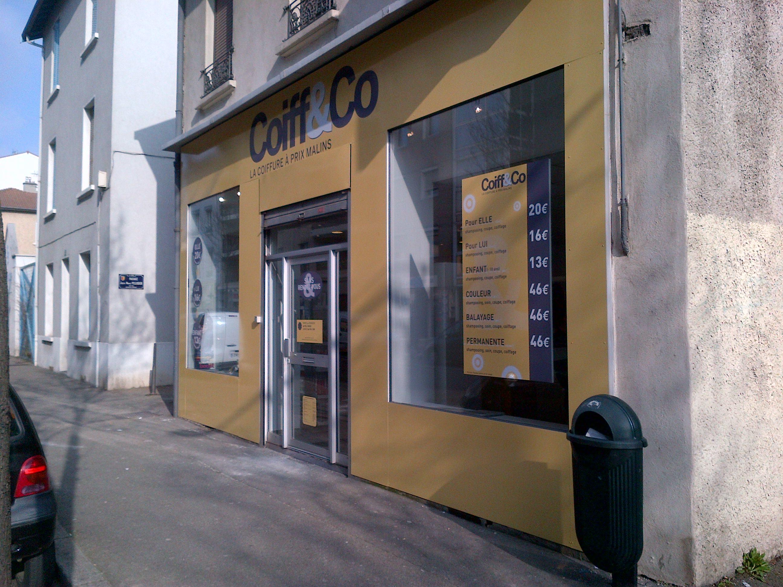 Coiff co meilleur salon de coiffure saint fons - Salon de coiffure saint georges ...