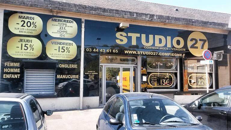 Studio 27 Compiegne 7 Avis Horaires Telephone