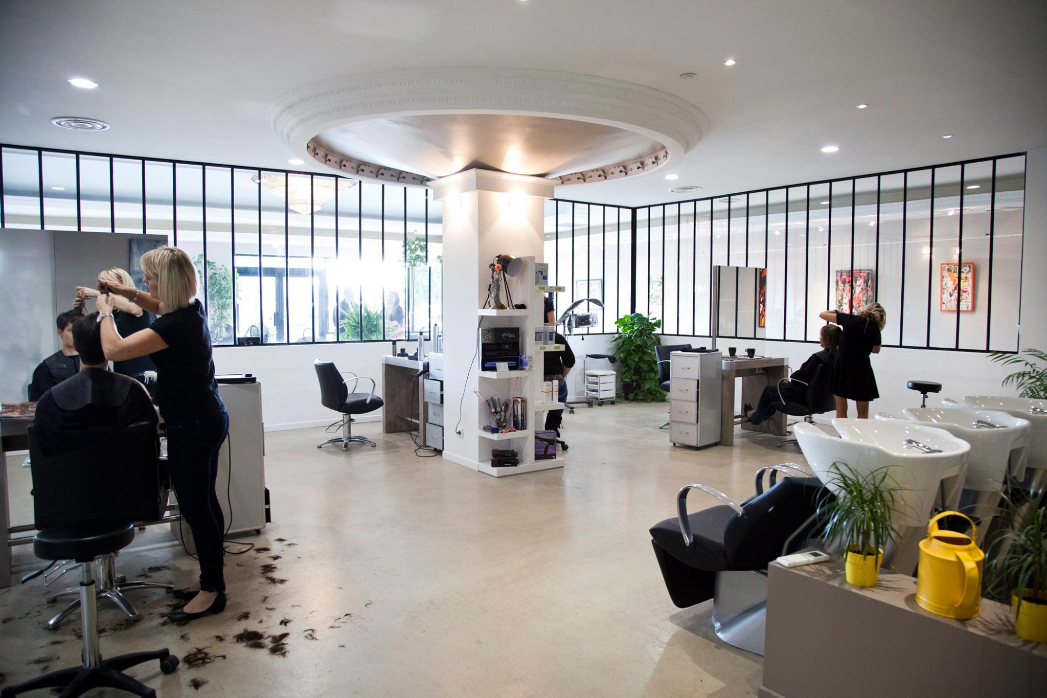 Lm coiffure meilleur salon de coiffure saint germain - Salon de coiffure saint georges ...